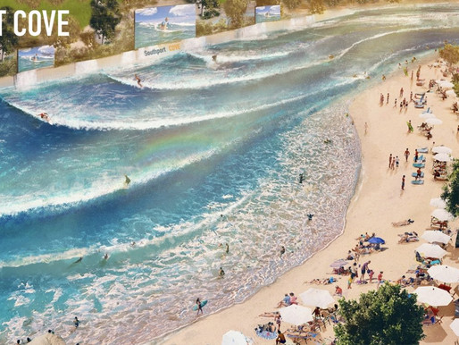 A World Class Water Attraction Is Set To Be Built In Southport.