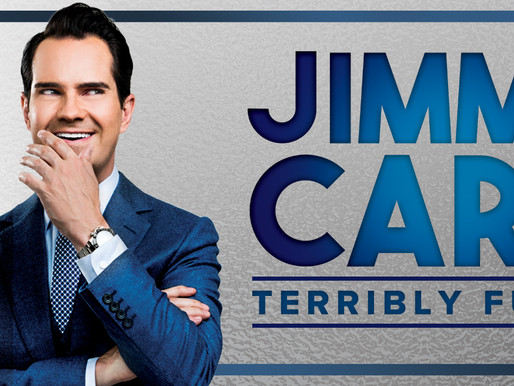 Jimmy Carr's 'Terribly Funny' Tour Comes To Southport