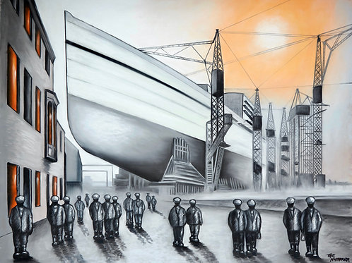 The Ship Builders
