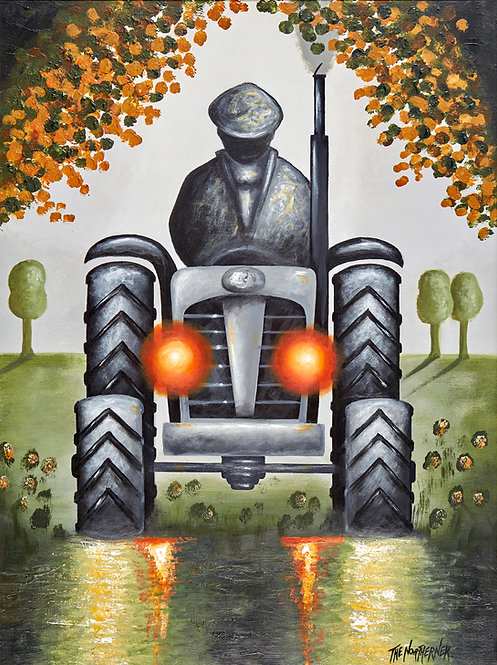 My New Tractor (Front)