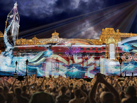 Amazing 3D Mapping Show Coming To Southport