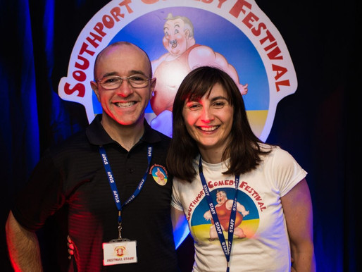 Southport Comedy Festival Postponed