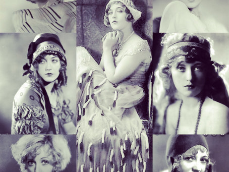 So I met Marion Davies while I was writing Case One :The Deceit...