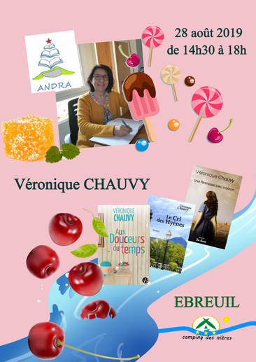 Véronique CHAUVY - Affiche