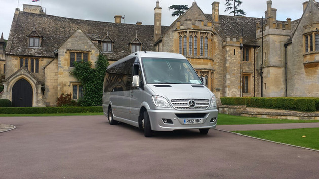 coach travel to cotswolds