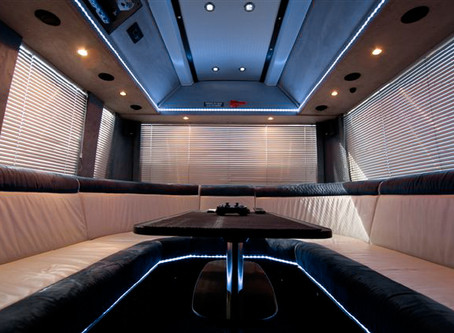 Luxury coach & minibus services
