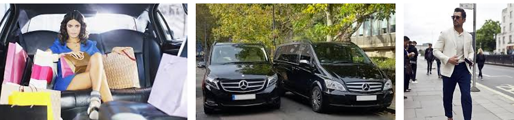 exclusive Chauffeur, fashion events
