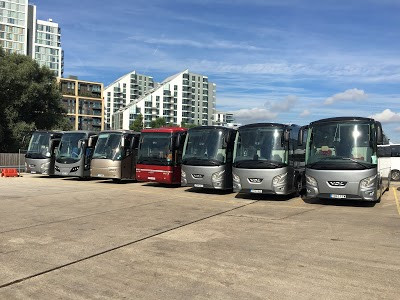 Silverstone buses