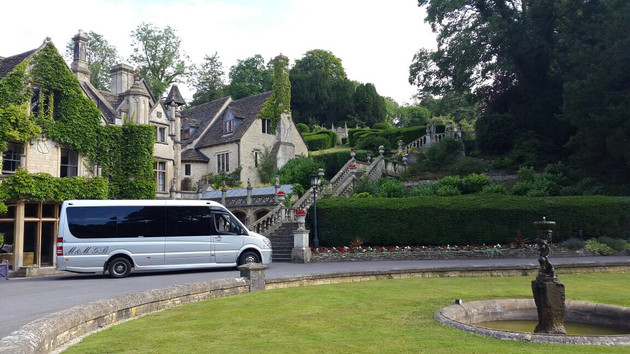 Luxury travel in London