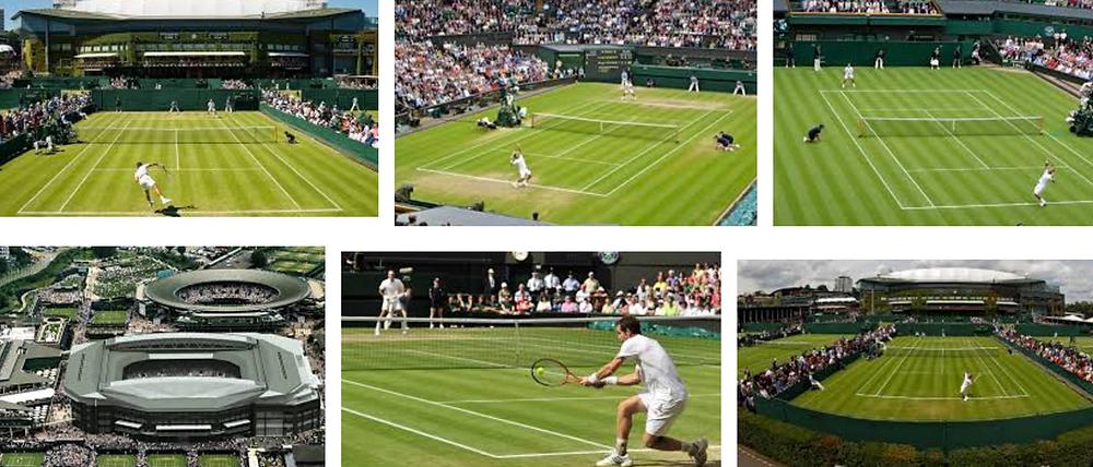 Wimbledon luxury coach hire