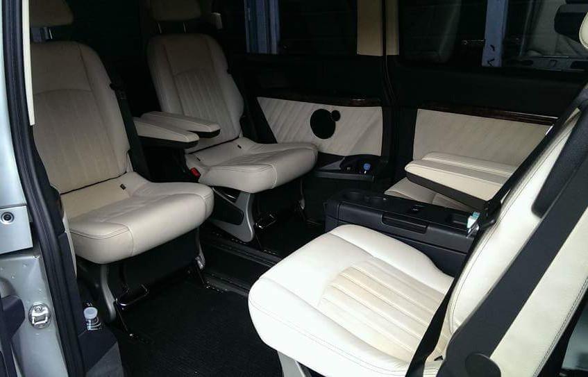 Luxury Viano _  VIP Services