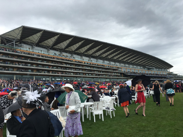 Travel by Coach to Ascot