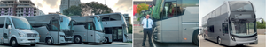 Quality vehicles | Tours and Excursions