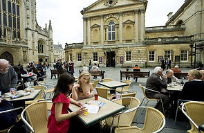 Where to go in Bath?