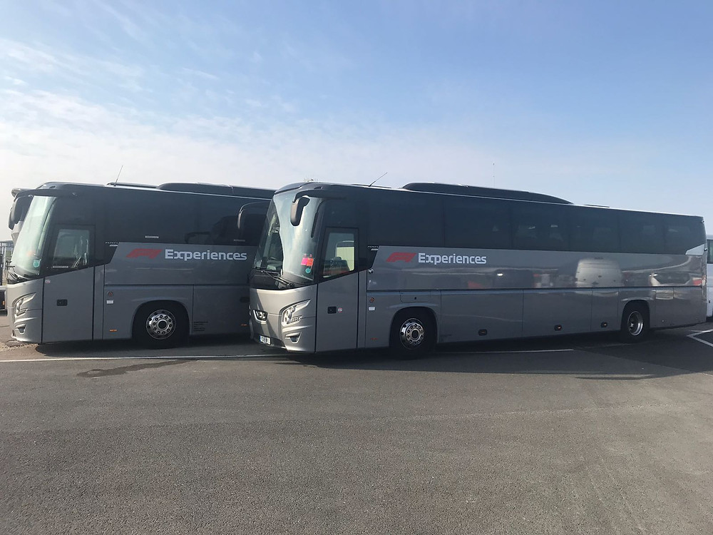 Prudential RideLondon Coach Hire 2018