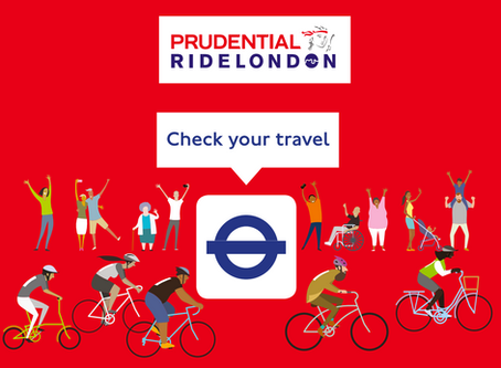 Prudential RideLondon returns on the weekend of 28-29 July 2018