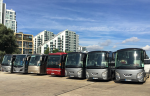 Transportation to London ExCeL