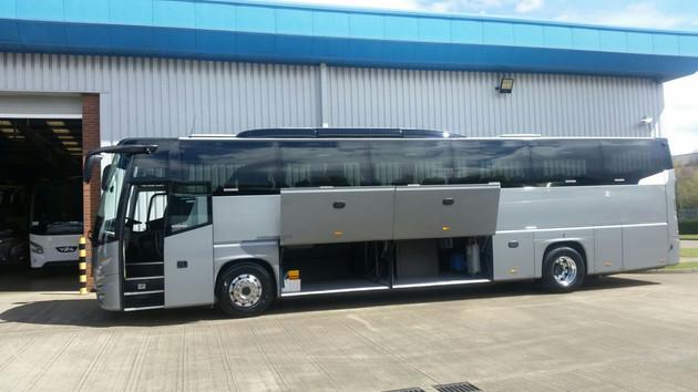 coach hire in London