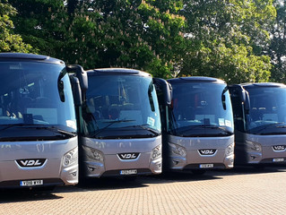 Windsor Castle coach park