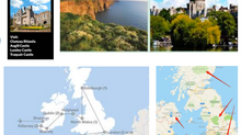 England – Wales – Ireland – Scotland itinerary Suggestions for groups