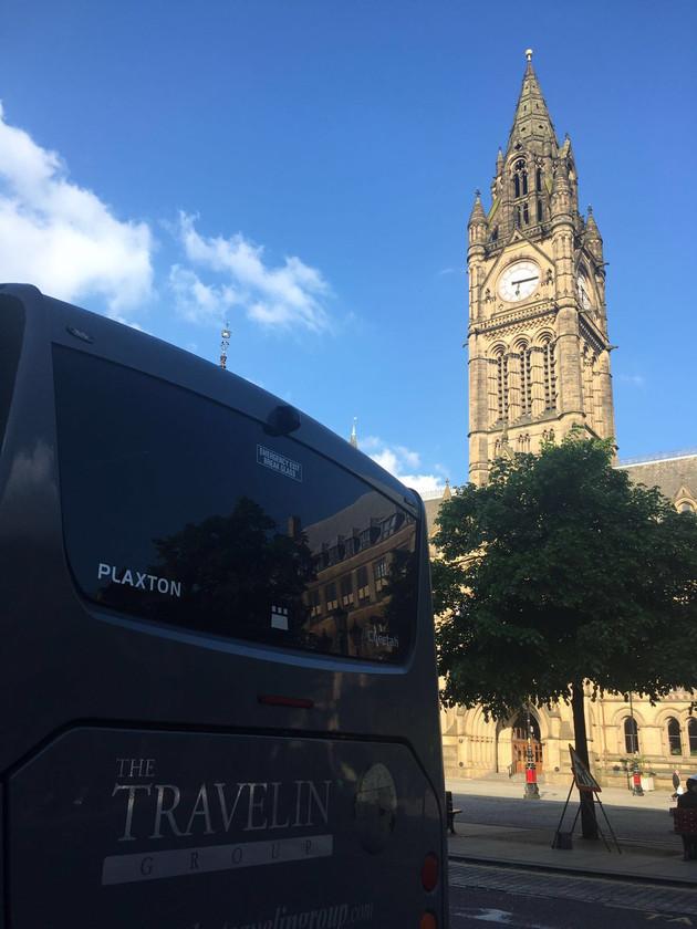 Travelin Coach hire