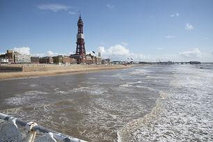 Minibus hire in Blackpool,