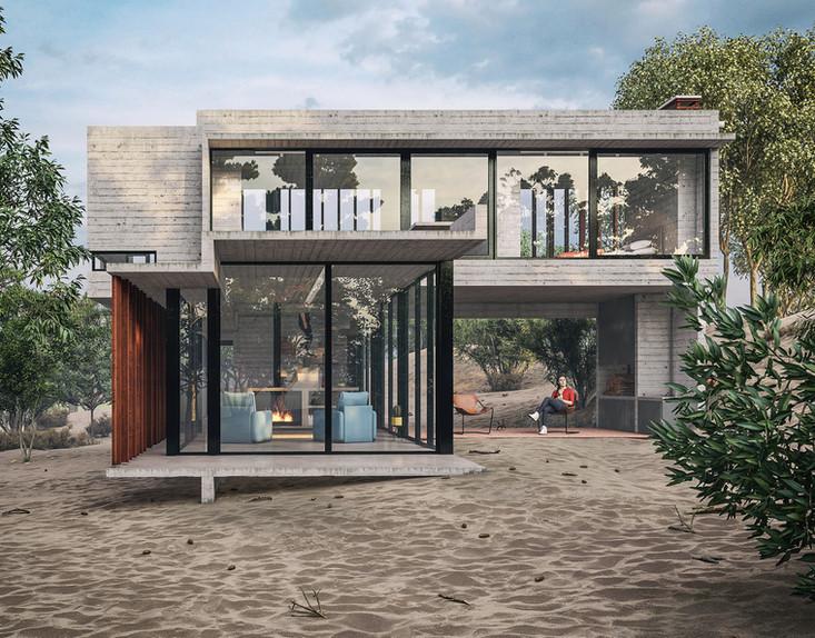 MR HOUSE | LUCIANO KRUK ARCHITECTURE