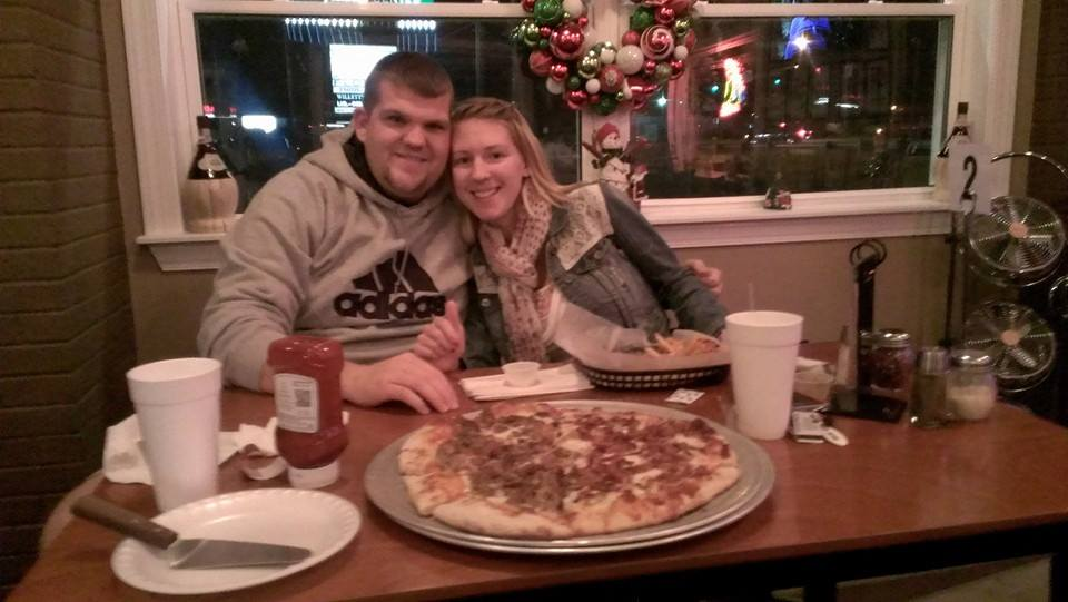 Joey & Larissa Hughes, Date Night!