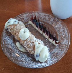 Canolli for your birthday