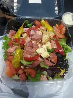 Chef Salad! Yum!