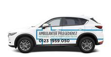 Kranken- und Altenpflege Neuss Vehicle Wraps