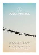 Aquila Initiative flyer - front