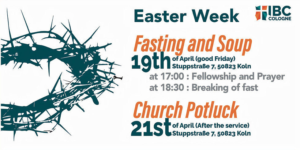 Easter Week fast