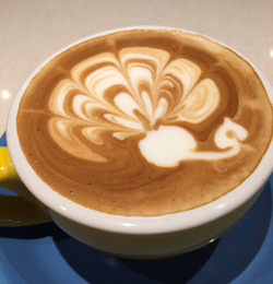 Coffee Art by Louise
