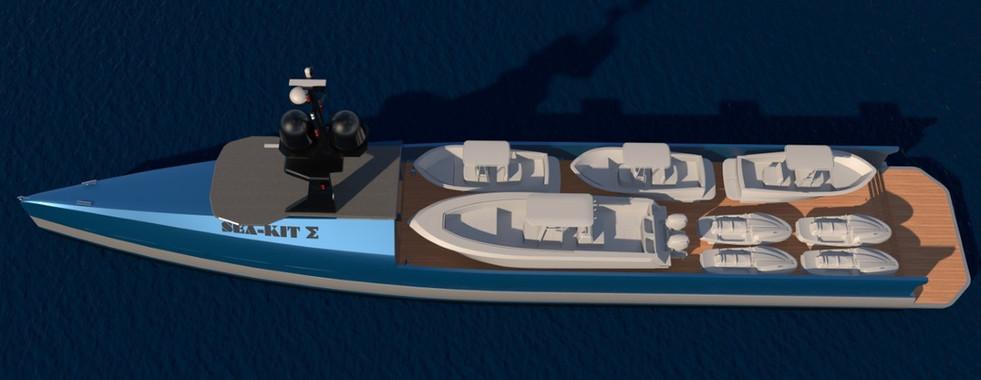 SEA-KIT Sigma superyacht support USV 2.j