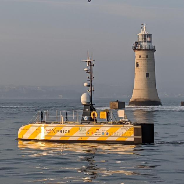 SEA-KIT 12m X-class USV