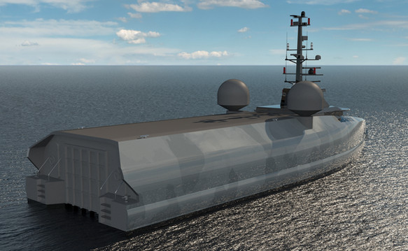 SEA-KIT USV defence & security