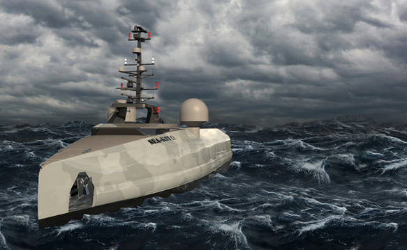 SEA-KIT Omega class USV