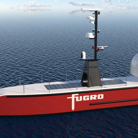 PRESS RELEASE - Fugro cements uncrewed evolution strategy with order for two SEA-KIT USVs