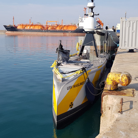 SEA-KIT Completes Unmanned Pipeline Inspection