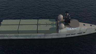SEA-KIT Sigma class USV