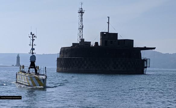 SEA-KIT USV security