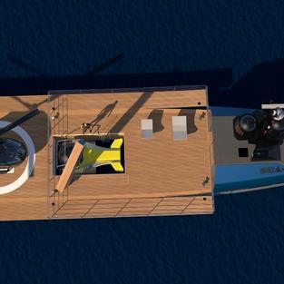 SEA-KIT superyacht tender