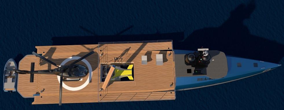 SEA-KIT Sigma superyacht support USV 3.j