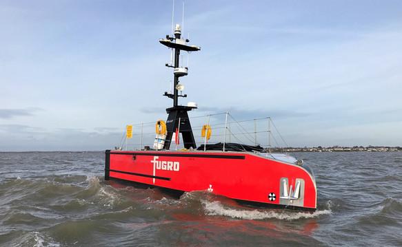 SEA-KIT X Class USV for Fugro