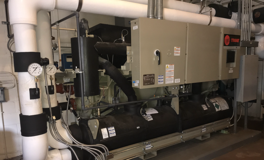 150 Ton Chiller Replacement