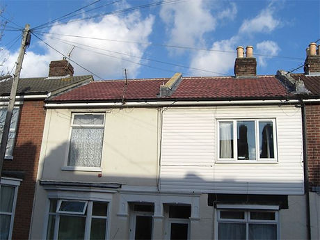 Southsea Roofing Project