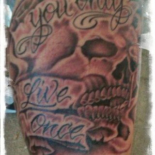 Tattoo by Ric