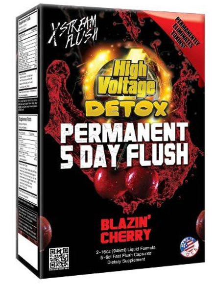 HIGH VOLTAGE PERMANENT TROPICAL 5 DAY CLEANSE