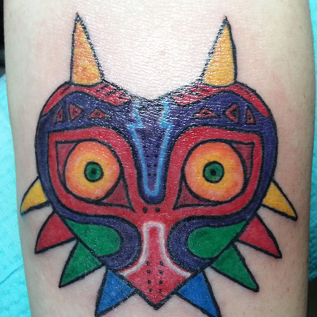 Tattoo by Jerry